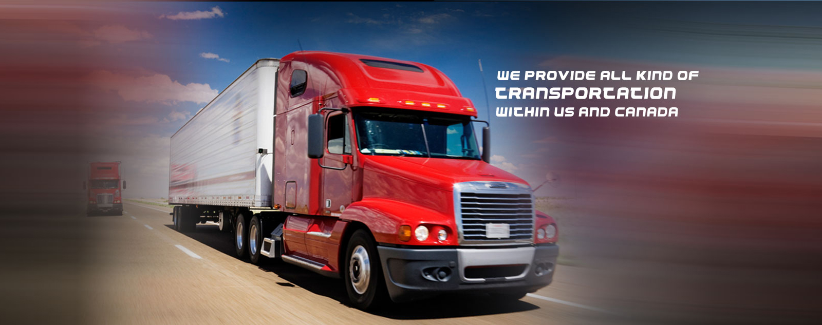 freight transportation services in Canada