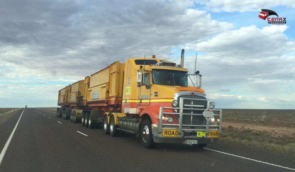 Heavy Haul Trucking