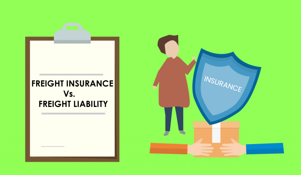 freight insurance and freight liability
