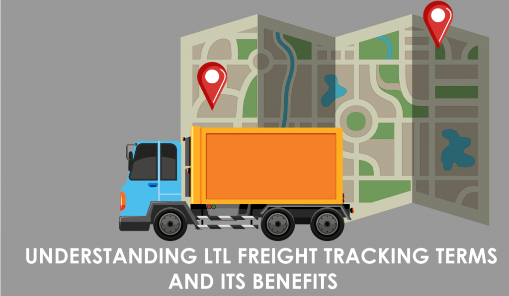 LTL freight tracking