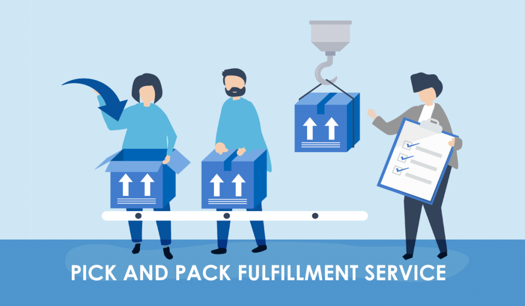 pick and pack fulfillment service