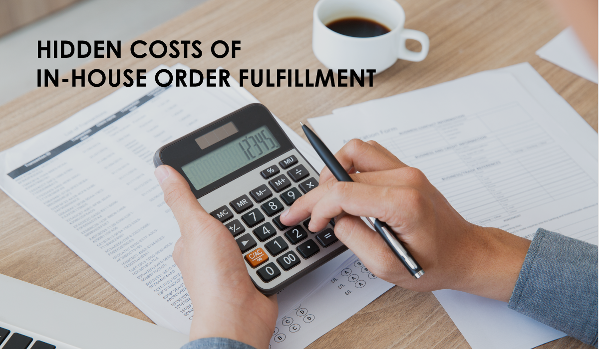 costs of order fulfillment