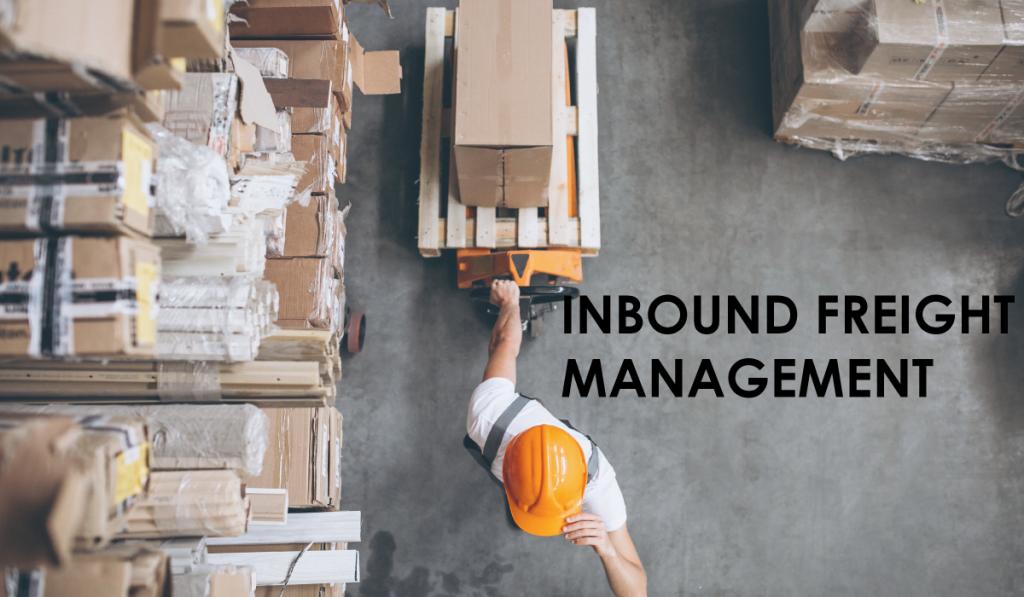 inbound freight management