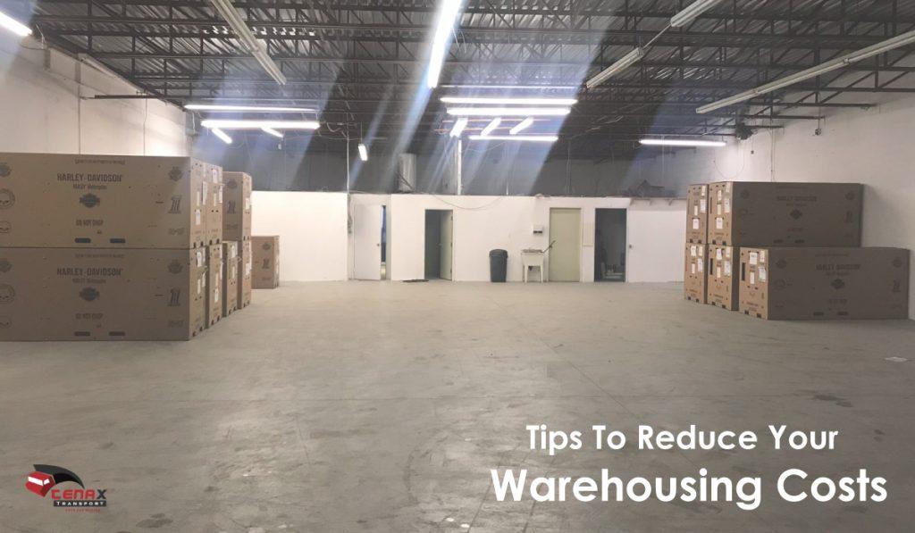 reduce warehousing costs