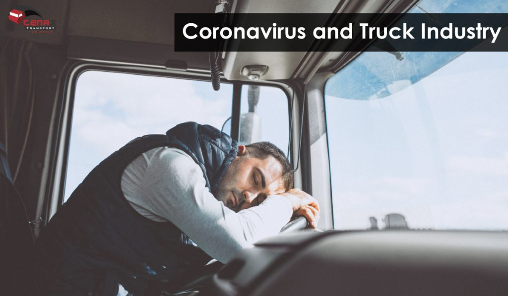 SAFETY TIPS FOR TRUCKER IN COVID-19