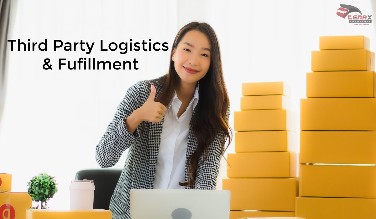 Third part warehouse and order fulfillment