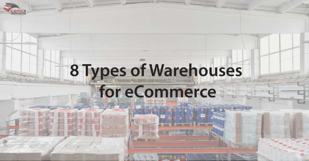 TYPES OF WAREHOUSES FOR AMAZON ONLINE BUSINESS