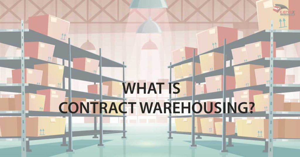 WHAT IS CONTRACT AND SHARED WAREHOUSING