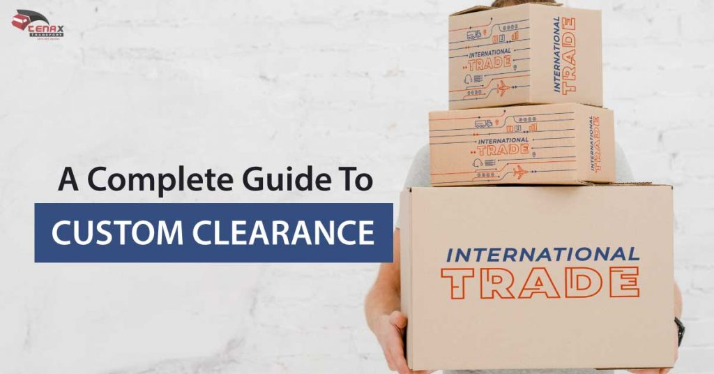 custom clearance service in canada guide