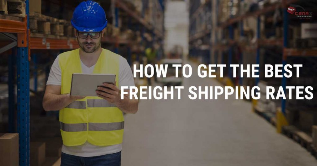 freight shipping rates
